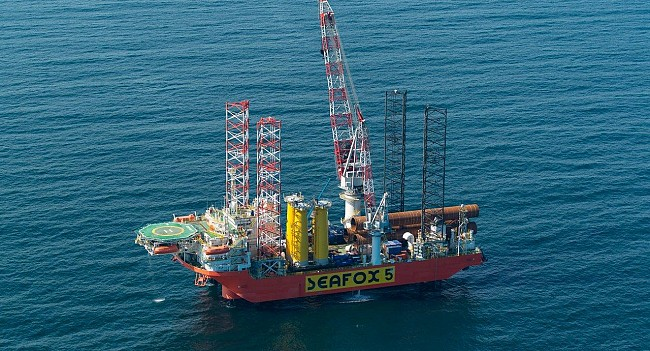 HM MOS International and Seafox Group form worlds largest jack-up ASV and support company